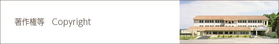 岡山県備前市|コンフォールひなせ|介護付有料老人ホームの著作権等